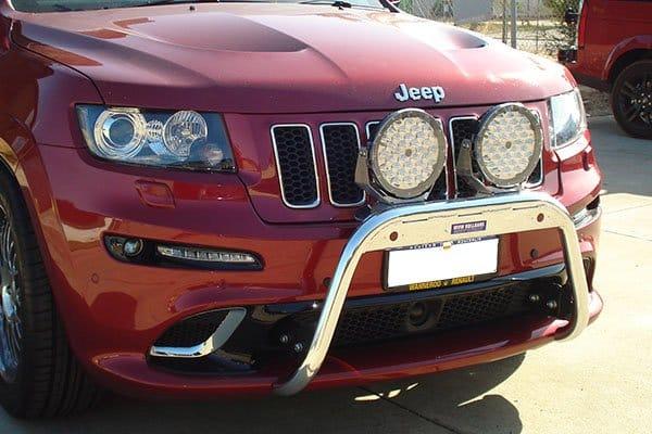 Jeep Cherokee Nudgebar